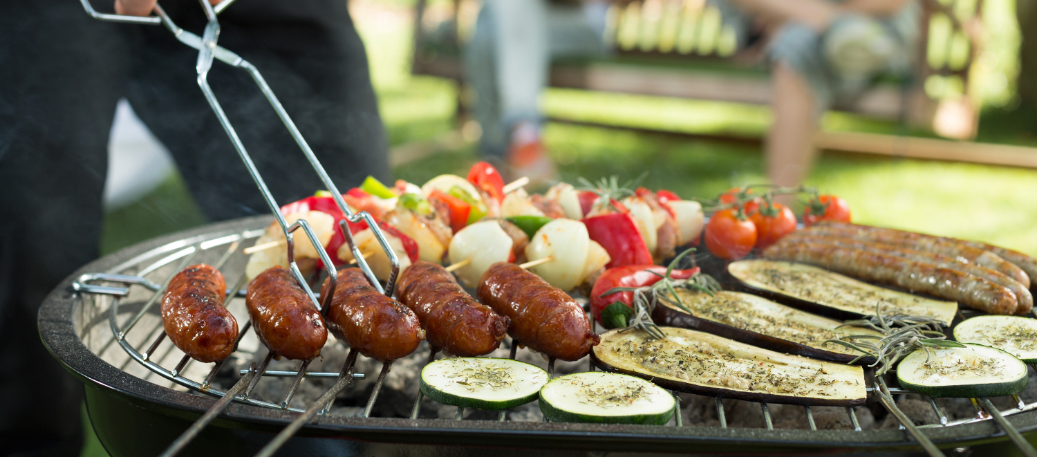 BBQ Essentials for bbq party