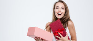 buying clothes for women