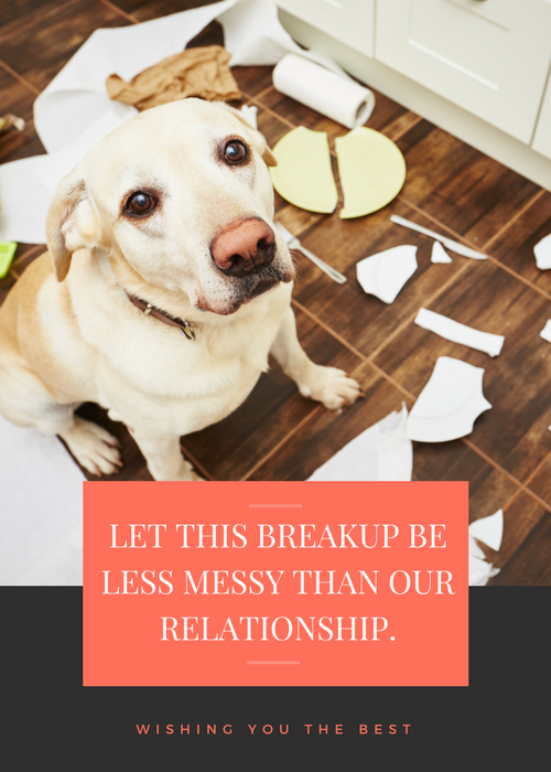 Free Break-up eCards