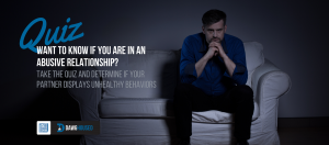 Are You In An Abusive Relationship?