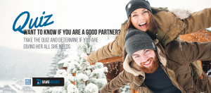 Quiz How Good of a Partner Are You?