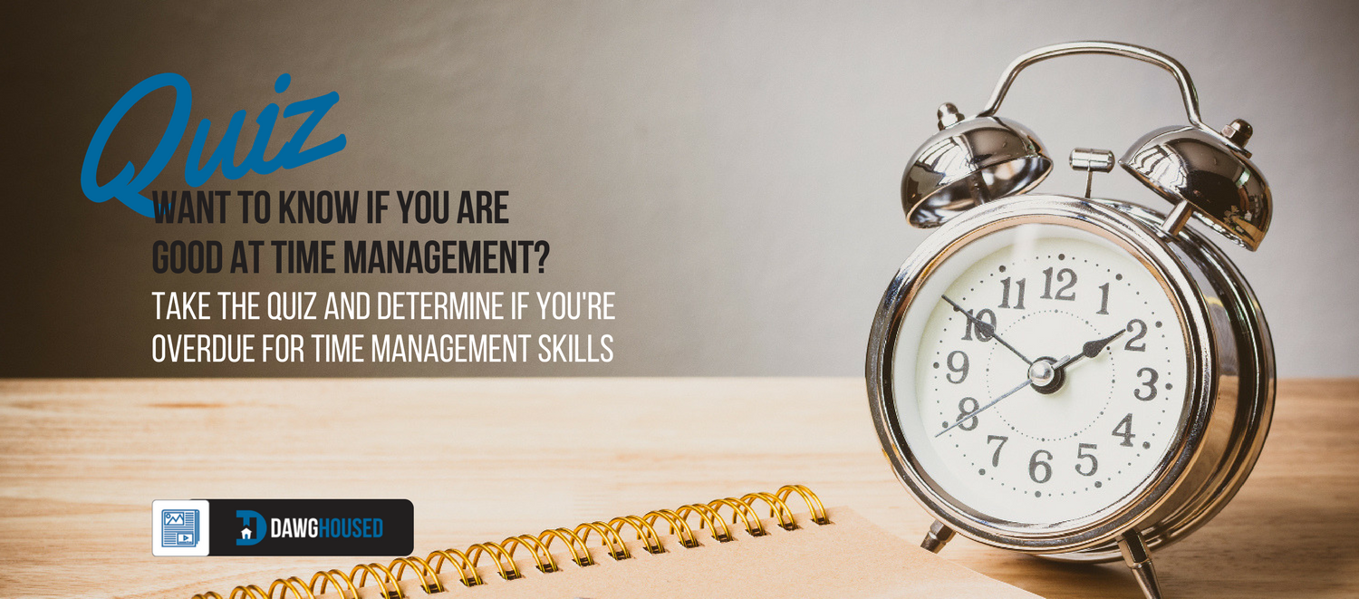 Quiz: are you good at time management.