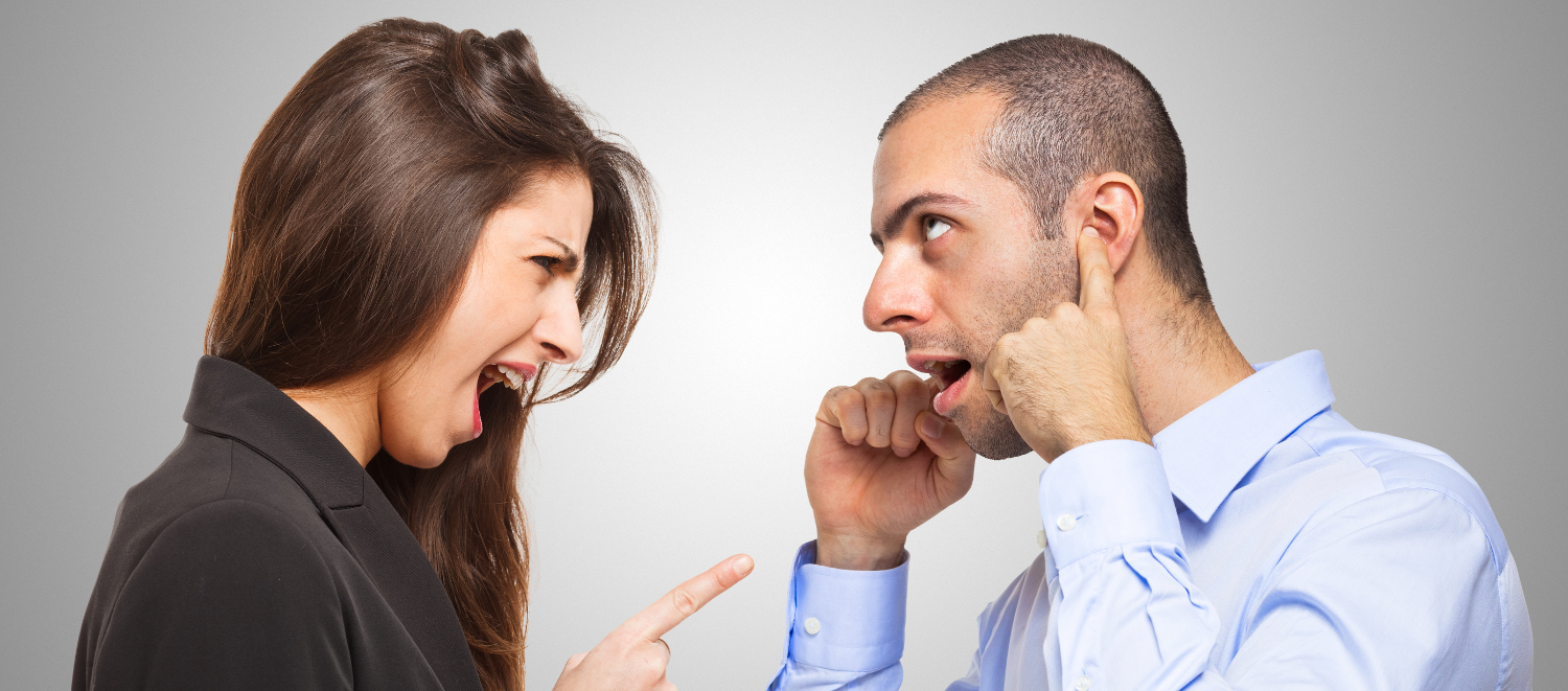 Dealing with fights and re-occurring arguments